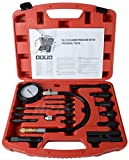 DA YUAN 17 pc Diesel Engine Compression Tester Kit Tool Set Automotive Compressor