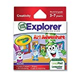 Kyпить LeapFrog Enterprises Explorer Learning Game Crayola Art Adventure на Amazon.com