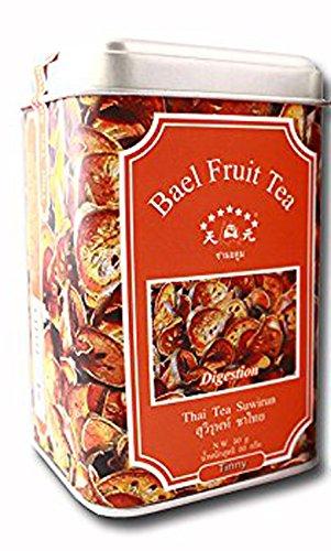 Suwirun Tinny Bael Fruit Tea 50g.1box by Suwirun