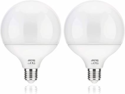 LIFE LED GLOBE BULB BIG FOR CHANDELIER OR FLOOR LAMP E27 16W