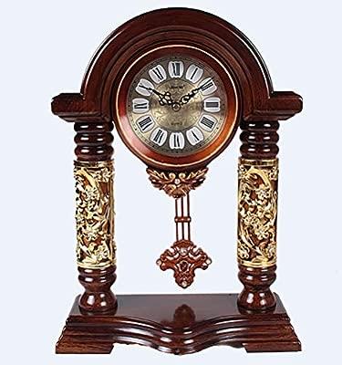 Relojes de Escritorio Vintage,Mesa Sala de Escritorio Creativo ...
