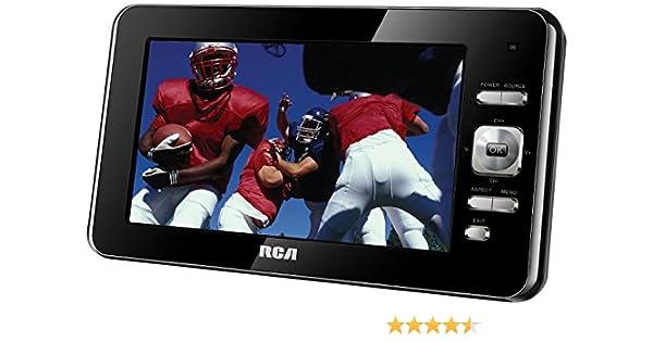 RCA DPTM70R 7-Inch 60Hz 480 x 234 LED-Backlit LCD TV (Black): Amazon.es: Electrónica