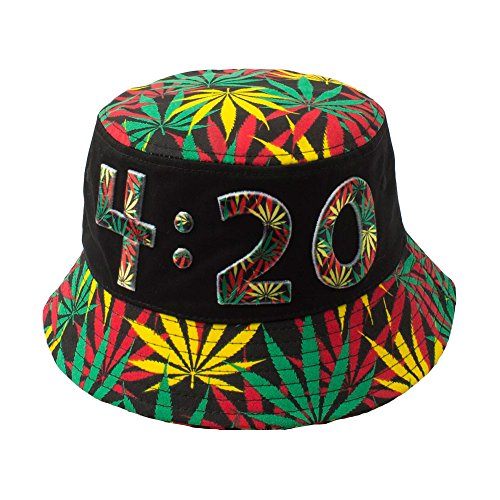 680f8c29401 Rasta Caps Bucket Hats Bob Marley Hemp Lion of Judah Designs