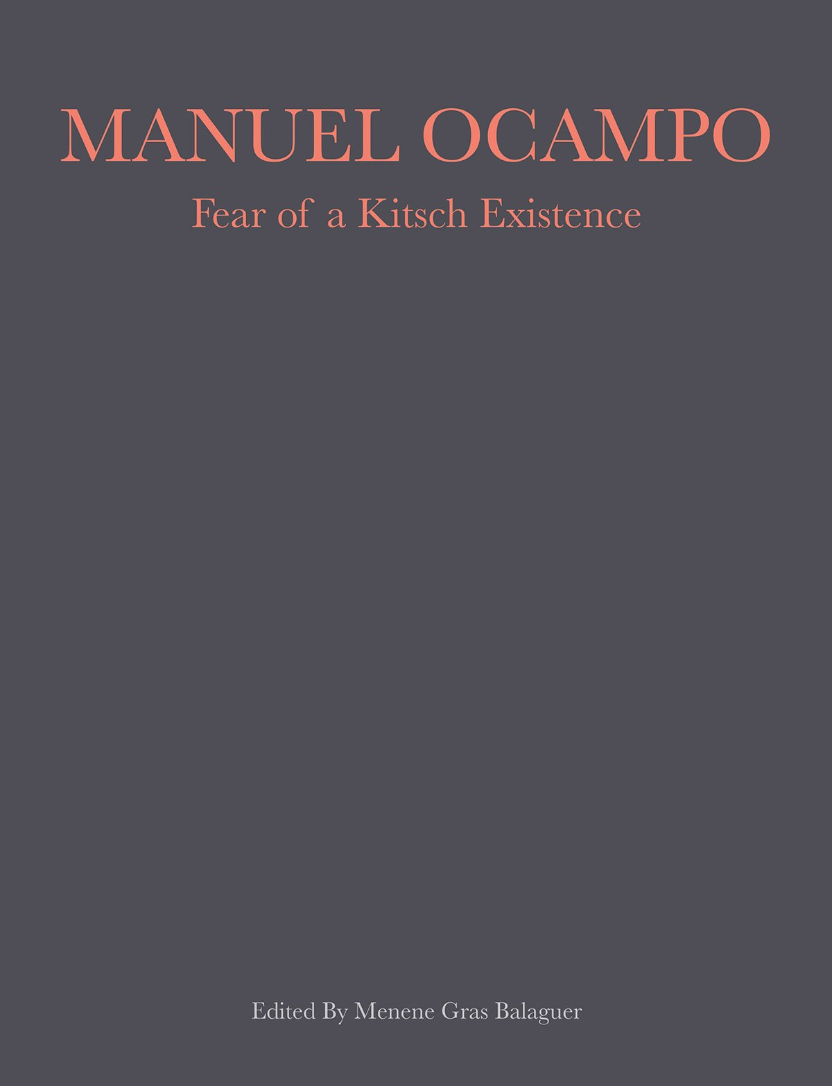 Read Online Manuel Ocampo: Fear of a Kitsch Existence pdf
