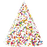 Creative Converting 324669 Adult Cone-Shaped Party Hats, Cone-Shaped Party Hats