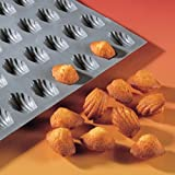 DeBuyer Elastomoule Mini Madeleines - 30 Forms