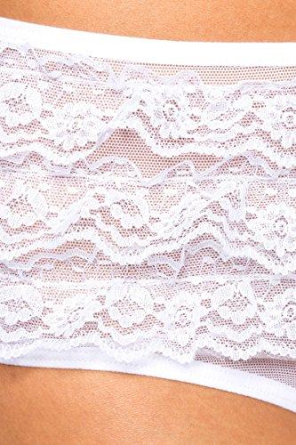 Beautys Love - Tangas - para mujer blanco