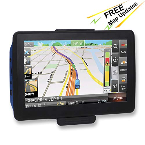 GPS for Car, 7 inch Lifetime Map...