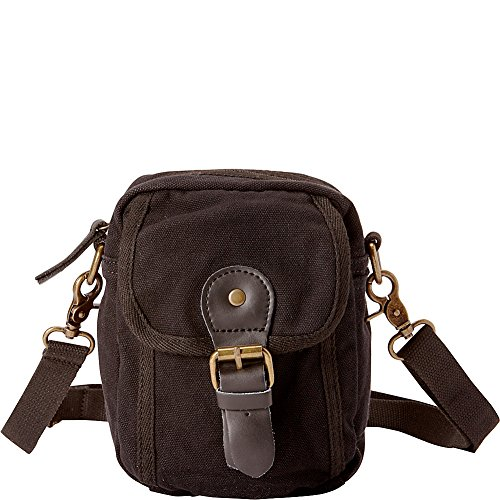 Sorts Bag Waist Military Traveler Canvas Green Vagabond Black AqBwZE4nx