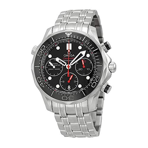 - Omega Seamaster Diver 300 M Co-Axial Chronograph 41.5 mm Mens Watch 212.30.42.50.01.001
