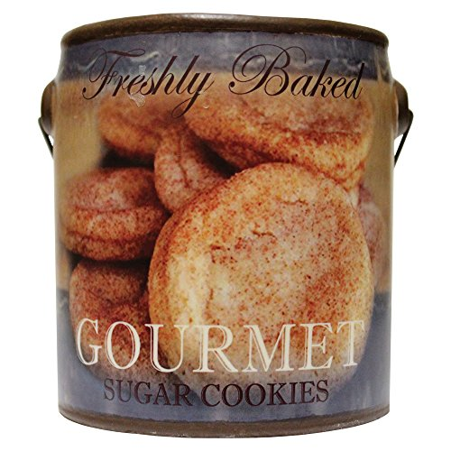 A Cheerful Giver A 20 Oz Gourmet Sugar Cookie Fresh Farm Collection Candle