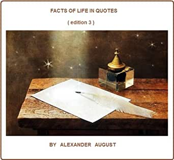 Facts Of Life In Quotes Kindle Edition By Gyatso Tenzin Confucius Twain Mark August Alexander Religion Spirituality Kindle Ebooks Amazon Com