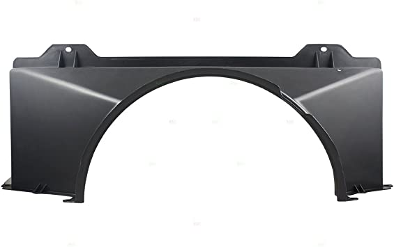Upper New Fan Shroud for Chevy Chevrolet Silverado 2500 HD Heavy Duty GMC Sierra