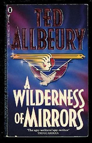 book cover of A Wilderness of Mirrors