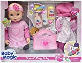 Baby Magic Dress N Play Set