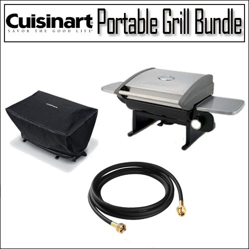 Cuisinart CGG 200 All Foods 000 BTU Tabletop