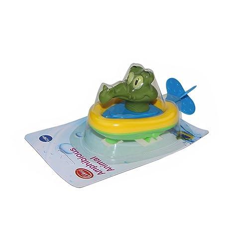 Ocamo Juguete Flotador de Bañera Piscina para Tiempo de Diversión de Verano para los Niños de