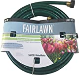 Swan Products SNCFA12025 Light Duty Fairlawn Water Saver Chore Garden Hose, 25 ft, 1/2'' diameter, Green