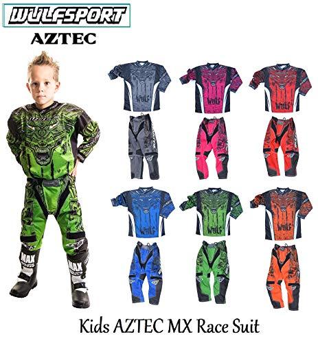 Wulfsport Stratos Gloves Adult Motocross ATV Motorbike Enduro Dirt Bike Racing