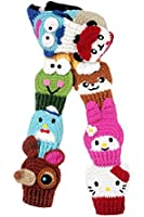 Yummy You Hello Kitty Plus More Characters Scarf - Junior/Womens'