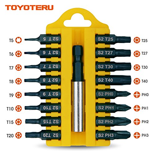 toyoteru-17-piece-s2-screw-driving-bit-set-for-all-driving-b-phillips0-1-2-3-torx-t5-torx-security-b