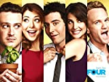 XXW Artwork How I Met Your Mother Poster Ted Mosby/Marshall Eriksen/Robin Scherbatsky Prints Wall Decor Wallpaper