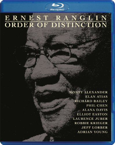 Ernest Ranglin - Order of Distinction (Blu-ray)