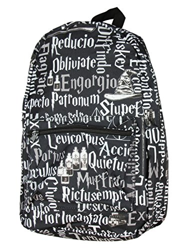Harry Potter Spells Backpack