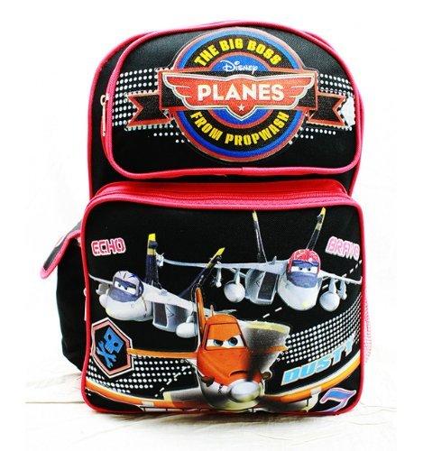 Backpack - Disney - Planes - Dusty Echo+Bravo Large School Bag New a03204 B00GUXUM9A