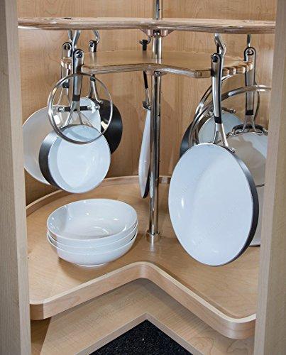 Richelieu Kitchen Solutions 14327150 Swiveling 32