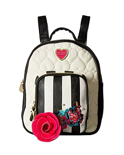 Quilted Mini Backpack - 5