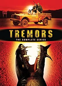 Image result for tremors series dvd