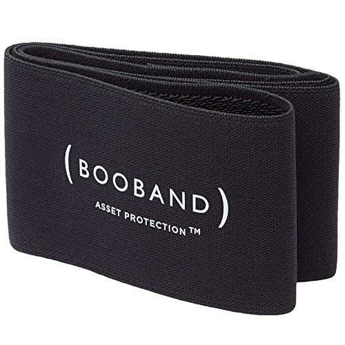 Booband Breast Support Band - AW18 - Small - Black for $<!--$82.75-->