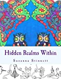 img - for Hidden Realms Within: A coloring book for self exploration book / textbook / text book