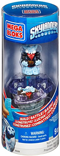 Mega Bloks Skylanders Undead Night Shift Spinner -