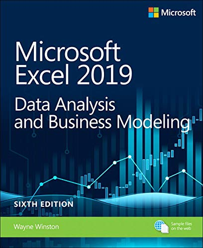 Microsoft-Excel-2019-Data-Analysis-and-Business-Modeling-6th-Edition-Business-Skills