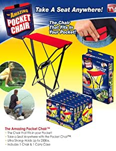 The Amazing Pocket Chair - As Seen On TV