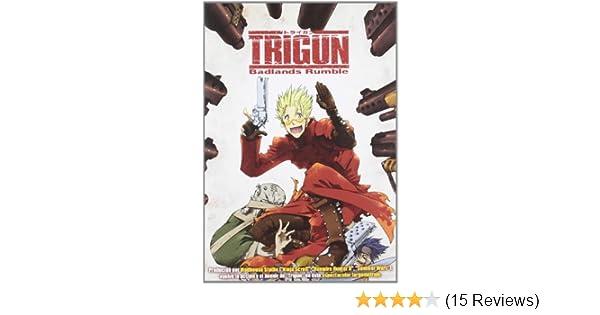 Amazon.com: Trigun:Badlands (Import Movie) (European Format ...