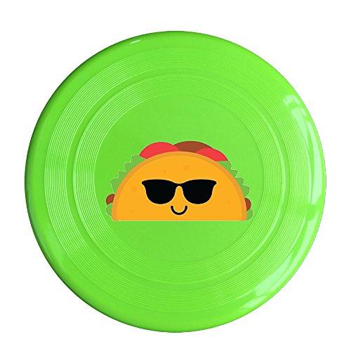 Uhouq Taco Emoji Cool Sunglasses Colorful Flying Saucer Size One Size - Sunglasses Pentatonix