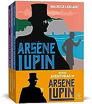 Novas aventuras de Arsène Lupin