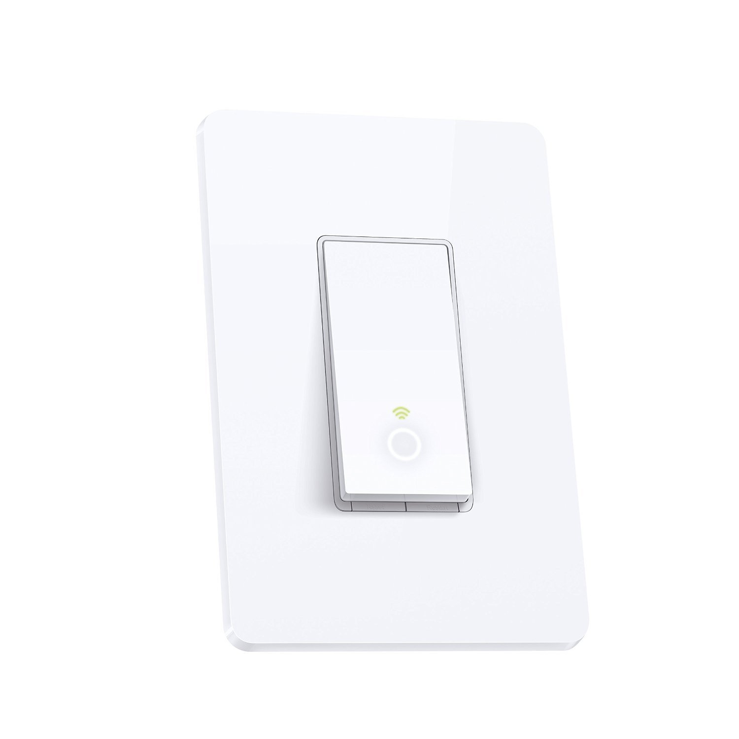 TP-Link Smart Wi-Fi Light Switch, No Hub Required, Single Pole, Control Your Fixtures From Anywhere (HS200), Works with Amazon Alexa Kit (2-Pack) by TP-Link (Image #2)