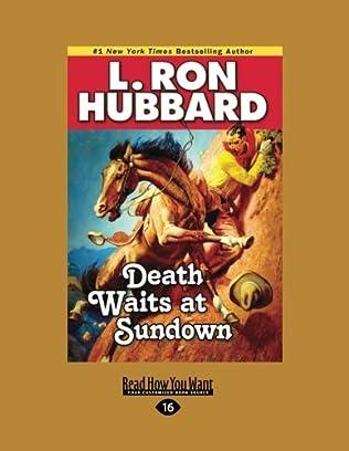 book cover of Death Waits at Sundown