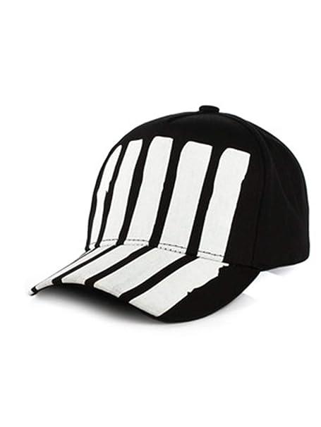 76feed66e Amazon.com: Baseball Cap Fashion Cap OW Male Female Couple Hip hop ...
