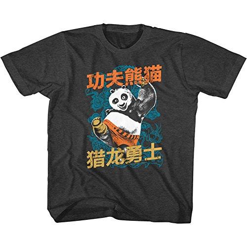 Dragonwarrior Kung shirt American Tee Panda Fille Pour Fu Classics xa55qUOwFI