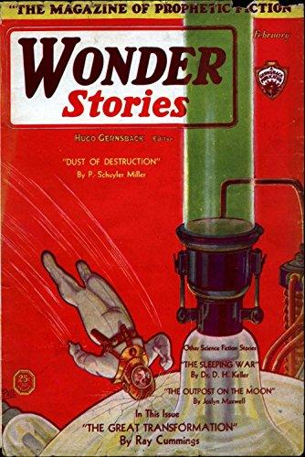 Wonder Stories, February 1931