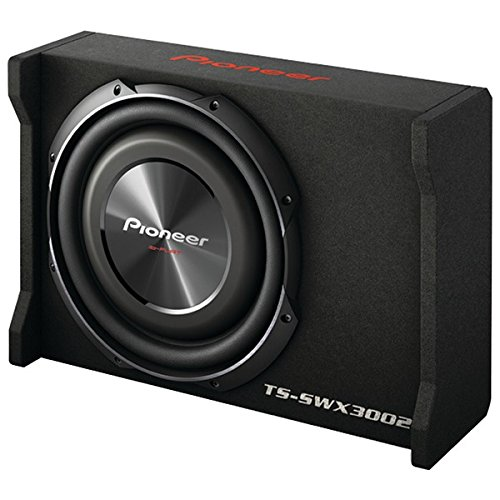 Pioneer Ts Swx3002 12  Shallow Mount Pre Loaded Enclosure