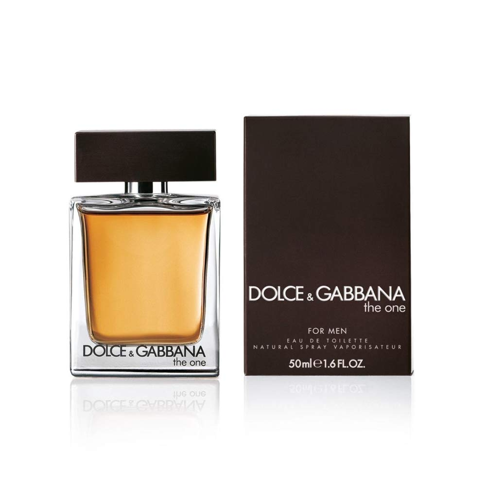 DG81076490 The One Edt Sp For Men, 1.7 Oz. (Packaging may vary) by Dolce & Gabbana