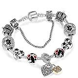 Best Apple Brands In Watches - YouzhiWan007 Charm Bracelet for Women Fit Brand Bracelet Review