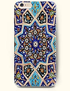 Shani Apple iPhone 6 4.7' 4.7 Inches Case Moroccan Pattern ( Beautiful Moroccan Tile Pattern )