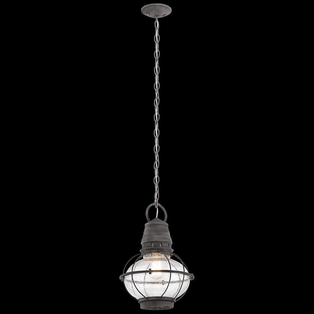 Kichler 49632WZC One Light Outdoor Pendant